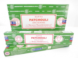 Satya Patchouli 15 gram