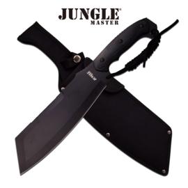Jungle master short machete black