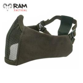 Ram gezichts masker comfort groen