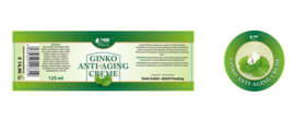 Ginko Anti Age Creme 125ml - Pullach Hof
