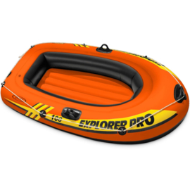 Intex Explorer Pro 100 opblaasboot