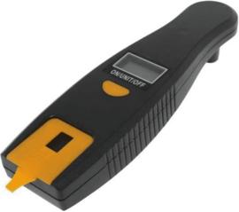 Digitale bandenspanningsmeter met Profielmeter