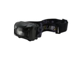 Höfftech hoofdlamp met infrarood sensor