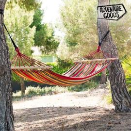 Adventure Goods Veelkleurige Hangende Hangmat