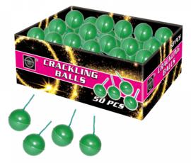 Crackling Balls 50 stuks