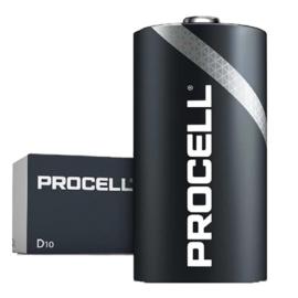 Duracell - industrial alkaline - LR20 D batterij