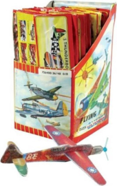 Zweefvliegtuig in enveloppe - 1 stuk