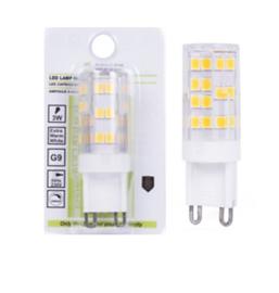 Led lamp insteek G9 3W dimbaar