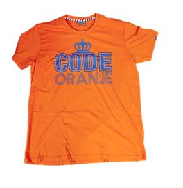 Shirt Oranje - Code Oranje