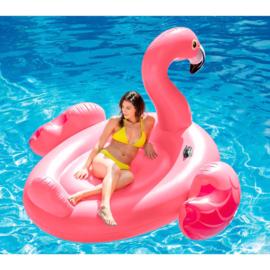 intex ride-on mega XXL flamingo (218 cm)