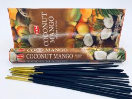 Coconut Mango wierook