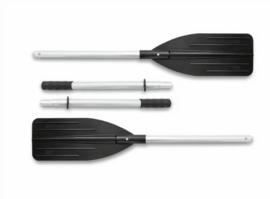 Intex aluminium roeispanen  / peddels 137cm