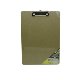 Clipboard / Klembord Hout - A4 Formaat