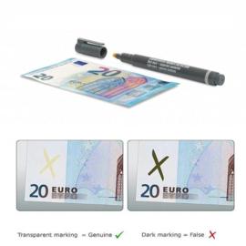 Euro Quick-Tester, Geldcontrole Pen
