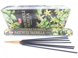 Patchouli Vanilla wierook
