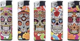 Aansteker Mexicaanse Sugar Skull