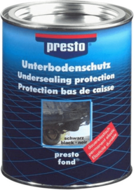 Bitumencoating - Zwart - Blik 1.3 Kg