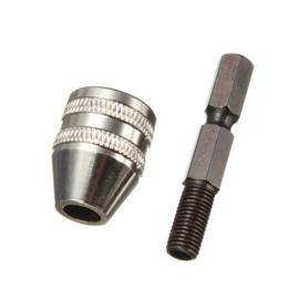 Boorkop bit compact 1 tot 6 MM