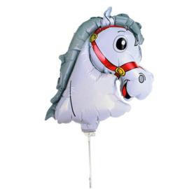 Sinterklaas - Piet - Paard - folie ballonnen 35 cm