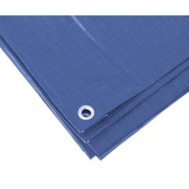 Dekzeil blauw 5x8 Meter