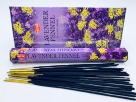 Lavender wierook