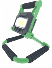 Led werklamp 10W cob oplaadbaar 2200mah