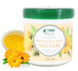 Calendula balsem 250ml (ringflower)