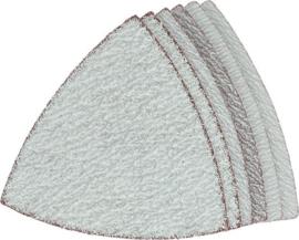 Multitool schuurpapier 6delig verf