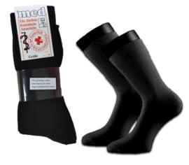 Arts sokken zwart 4 paar  39-42
