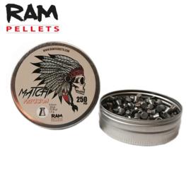 Ram Match precision 5.5mm 250 stuks