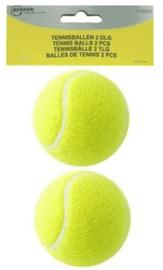 Tennis ballen 2dlg