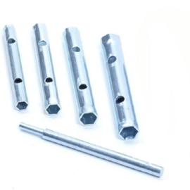 Pijpsleutelset 5 Delig (8 t/m 15mm)
