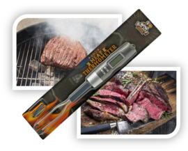 Grote Jeff Grill Thermometer Keuken BBQ Vleesthermometer
