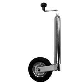 Neuswiel Aanhangwagen met Kunststof Velg 48 mm / 200 X 50 mm