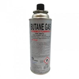 Kookstel / onkruidverdelging gasfles butaan gas - 227 gram - gasbus navulling