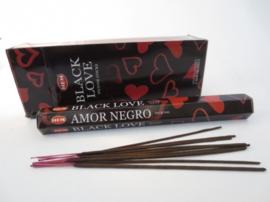 Black Love wierook