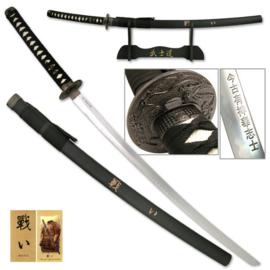 Samurai sword of battle katana