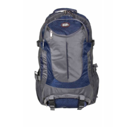 Rugzak Backpack - Camouflage - Active Sport - Donker Blauw