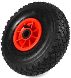 Steekwagen wiel 260 mm