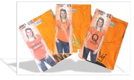 Oranje Dames Shirts