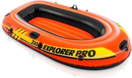 Intex Explorer Pro 200 opblaasboot