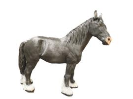 Paarden beeld polyester groot