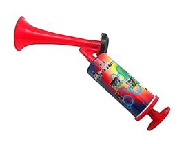 Luchthoorn XL- luchthoorn  ek herbruikbaar - EK toeter - Hand toeter - luchthoorn pomp systeem