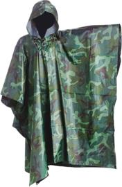 Poncho  Camouflage Legerprint