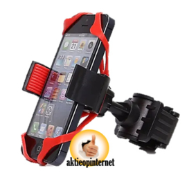 Fiets telefoon-houder Clip Standaard Beugel