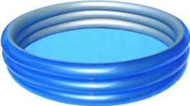 Bestway zwembad Big Metallic 201 X 53 Cm Blauw