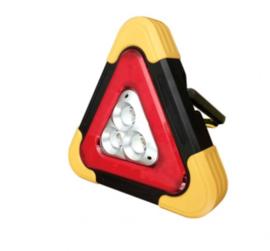 Led waarschuwingslamp gevaren driehoek