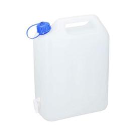 Waterkan 20 Liter Met Kraan