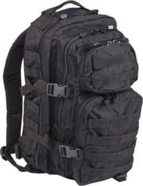 Leonardo Rugzak Backpack - Zwart