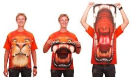 Oranje Brulshirt